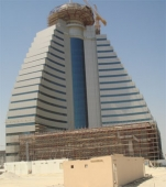 Bahrain Chamber of Commerce Building at Sanabis