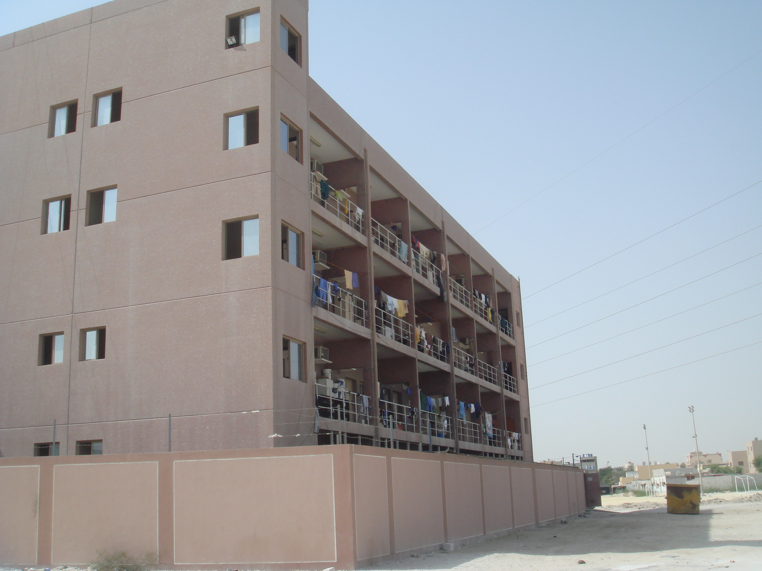 5 Storey Building at Al Eker