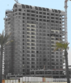 Zawayee Tower Project-Amwaj Island