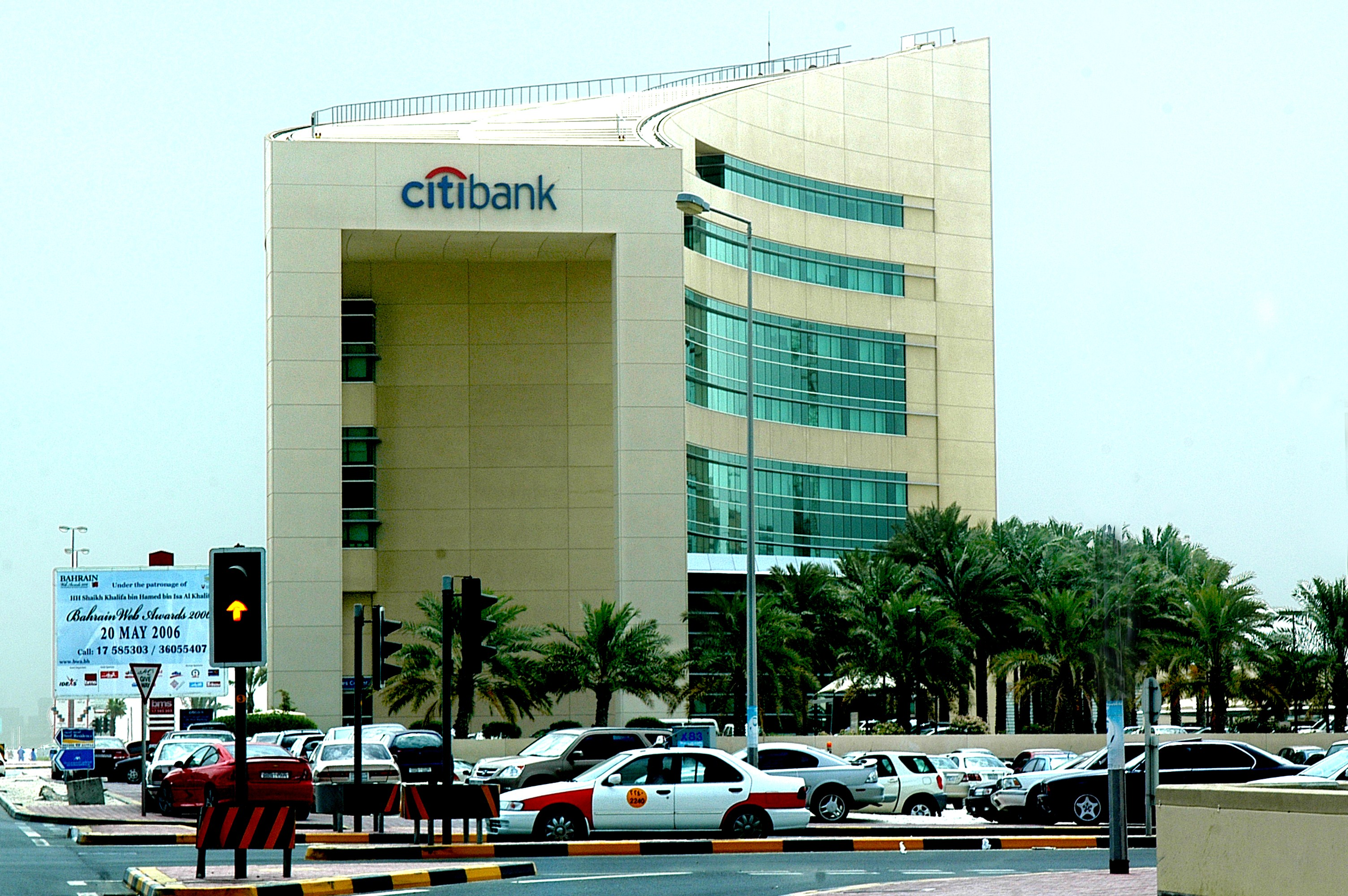 Citi Bank H.Q. at Seef