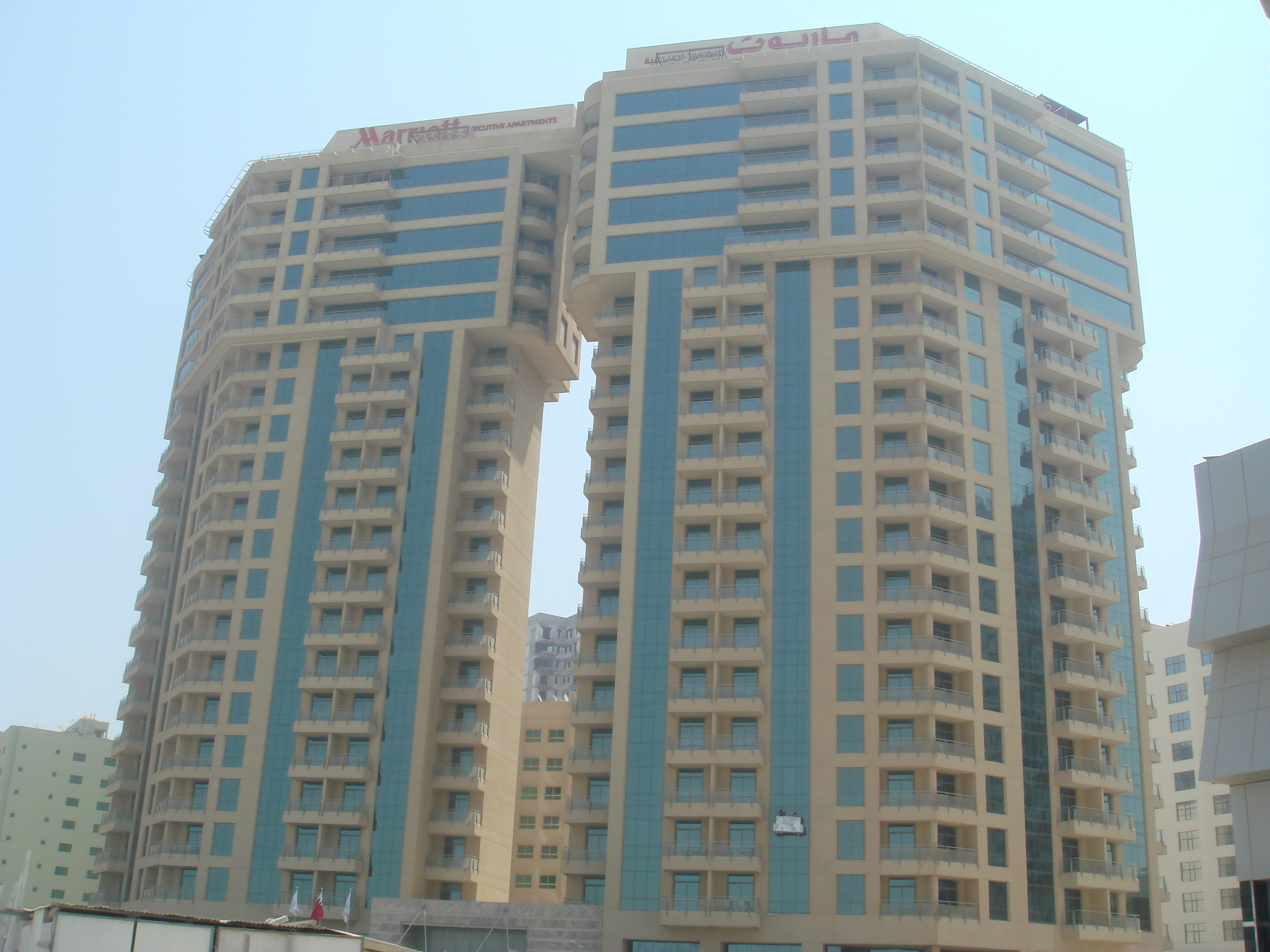 Marriott Apartments at Juffair