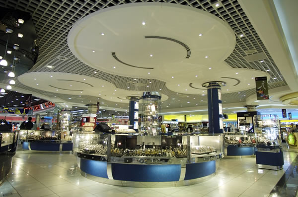 Bahrain Duty Free Shop Expansion