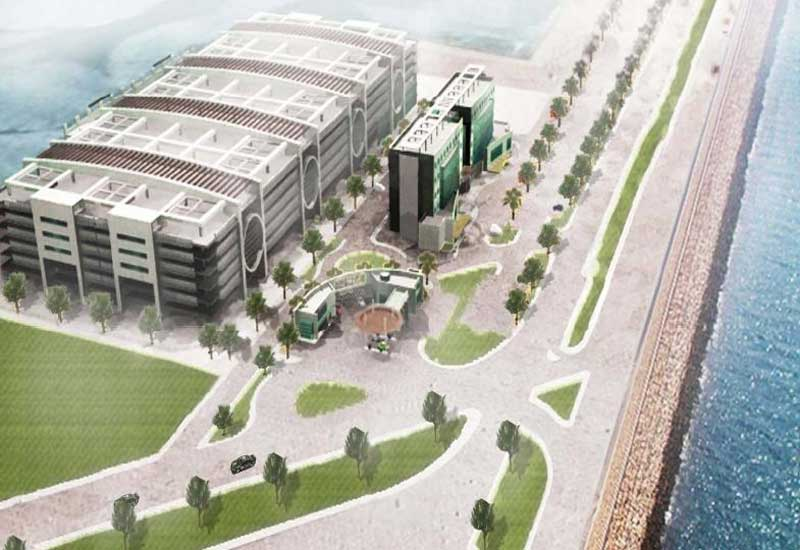 Khalifa Bin Salman Port and Industrial Area at Hidd